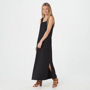 Isaac Mizrahi Maxi Dress Sleeveless Knit - NWOT